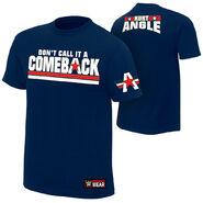 Kurt Angle Comeback Youth Authentic T-Shirt