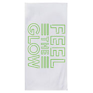 Naomi Feel the Glow 30 x 60 Beach Towel