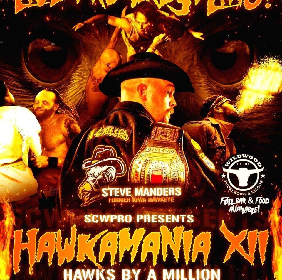 SCWPro Hawkamania XII: Hawks By A Million