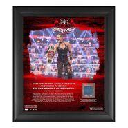 Rhea Ripley WrestleMania 37 Backlash 15x17 Commemorative Plaque