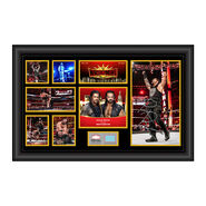 Roman Reigns WrestleMania 35 Signed Commemorative Plaque