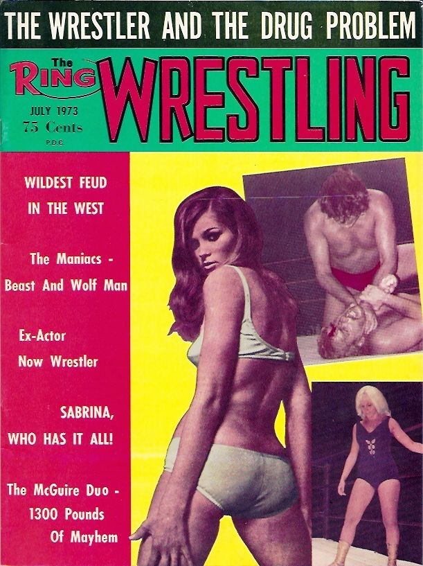 The Ring Wrestling - July 1973