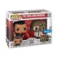 The Rock & Mankind POP Vinyl Figure 2-Pack