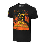Undisputed Era Main Attraction Authentic T-Shirt