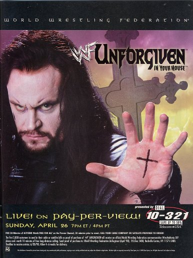 In Your House 21: Unforgiven