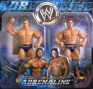 WWE Adrenaline Series 8 Rob Conway & Rene Dupree