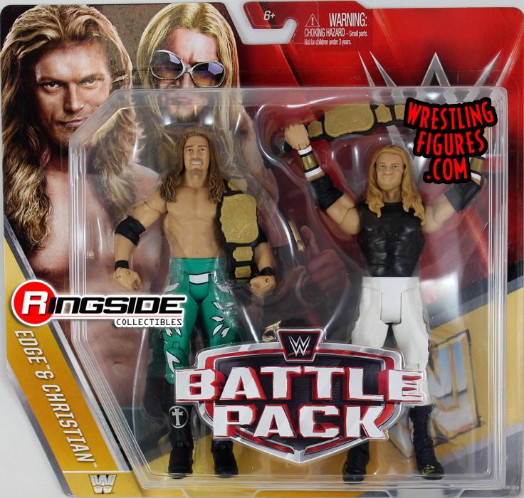 WWE Battle Packs 42