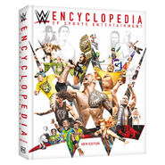 WWE Encyclopedia of Sports Entertainment Book