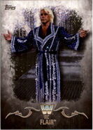 2016 Topps WWE Undisputed Wrestling Cards Ric Flair 81