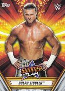 2019 WWE SummerSlam (Topps) Dolph Ziggler 7