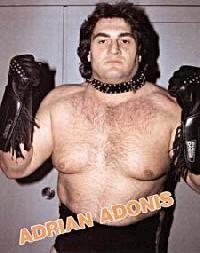 Adrian Adonis