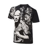 The Rock Full Print T-Shirt