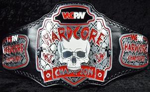 WCPW Hardcore Championship