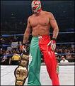 Cruiserweight Championship - Rey Mysterio.2