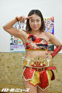Ice Ribbon & Actwres girl'Z Joint Show 27