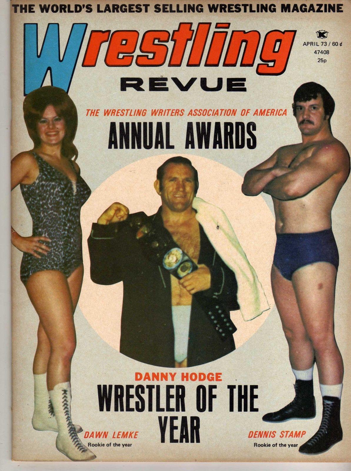 Wrestling Revue - April 1973
