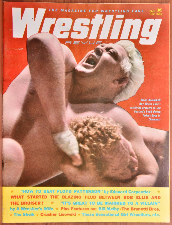Wrestling Revue - Fall 1961