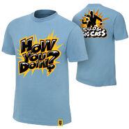 Enzo & Cassady How You Doin Authentic T-Shirt