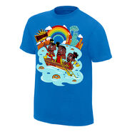 The New Day New Dream Authentic T-Shirt