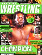Total Wrestling - July 2003
