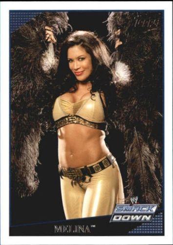 2009 WWE (Topps) Melina (No.27)