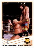 2013 WWE (Topps) Rick Rude 102