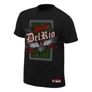 Alberto Del Rio El Clasico Youth Authentic T-Shirt