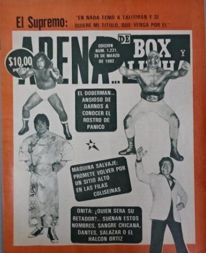Box y Lucha 1231