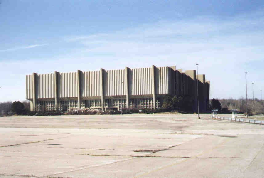 Coliseum at Richfield