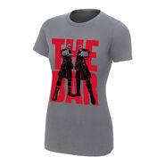 Sheamus & Cesaro The Bar Women's Authentic T-Shirt