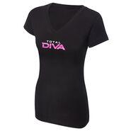 Total Diva Women's V-Neck T-Shirt