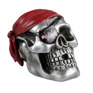 WrestleMania 37 Pirate Skull