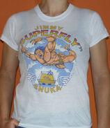 1980s Jimmy Superfly Snuka T-Shirt