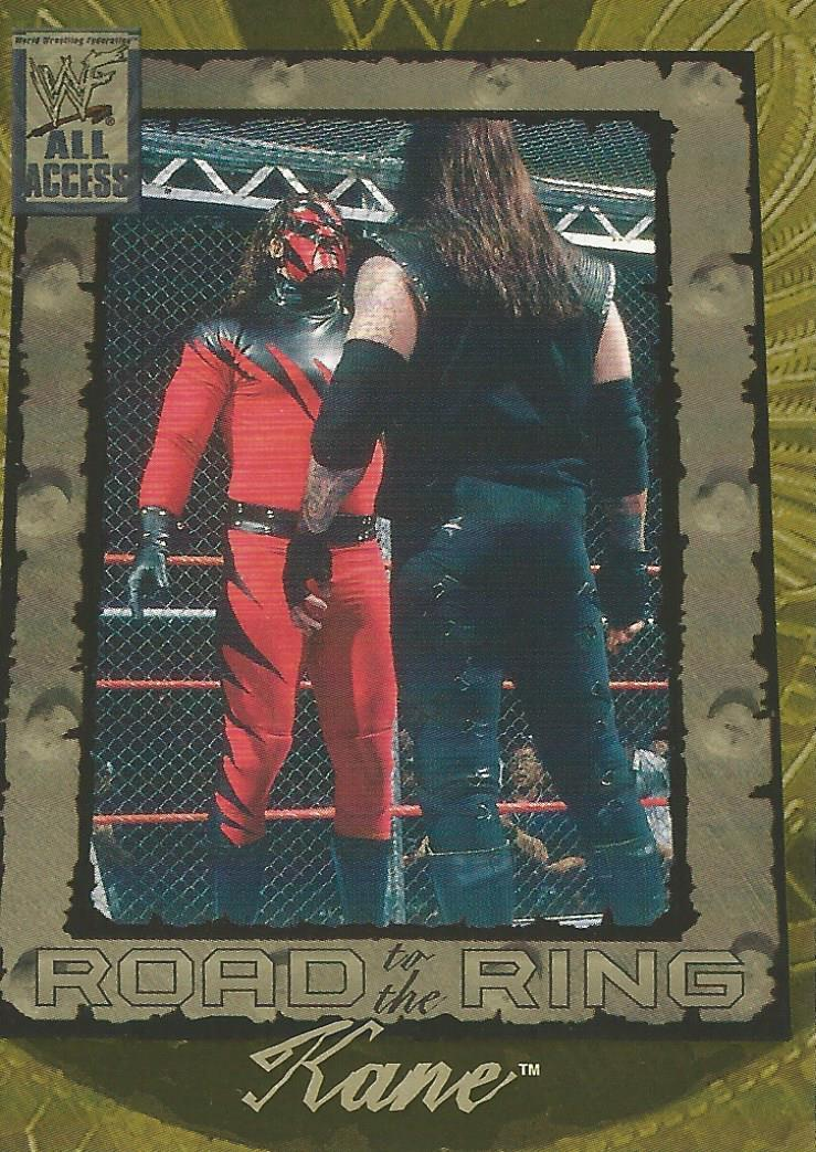 2002 WWF All Access (Fleer) Kane (No.88)