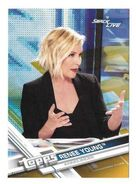 2017 WWE Wrestling Cards (Topps) Renee Young 56