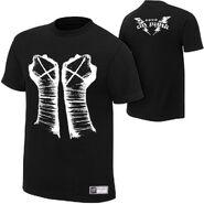 CM Punk Fists Authentic T-Shirt