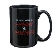 Shinsuke Nakamura The Artist Known as 15 oz. Mug