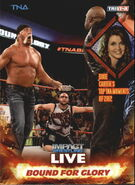 2013 TNA Impact Wrestling Live Trading Cards (Tristar) Bound For Glory 98
