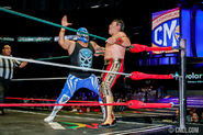 CMLL Domingos Arena Mexico (September 15, 2019) 23