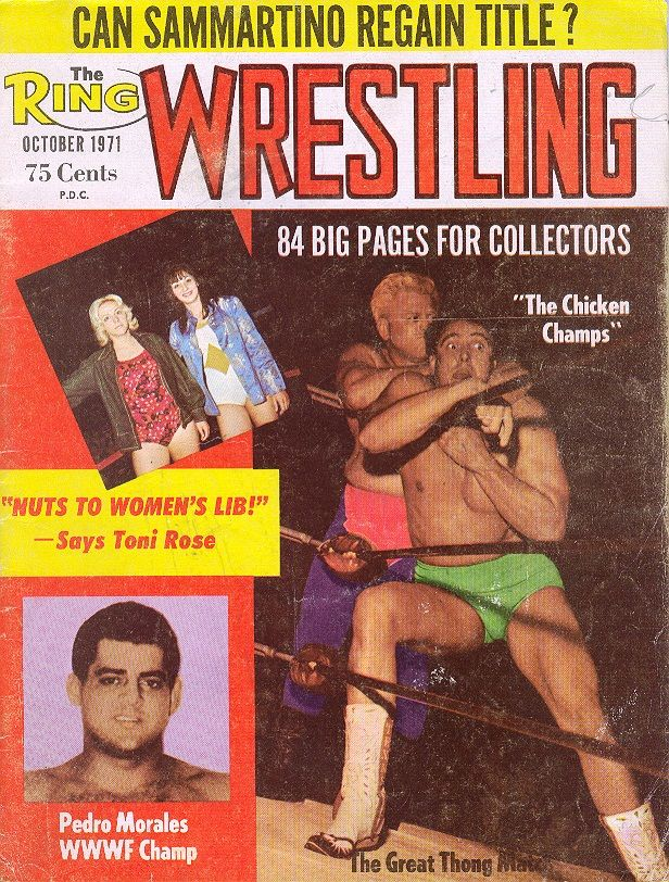 The Ring Wrestling - October 1971