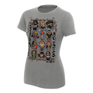 WrestleMania 34 Voodoo Dolls Women's T-Shirt