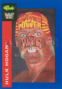 1991 WWF Classic Superstars Cards Hulk Hogan 1