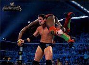 2011 Topps WWE Champions Wrestling Wade Barrett 20