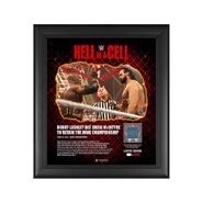 Bobby Lashley Hell in A Cell 2021 15 x 17 Commemorative Plaque
