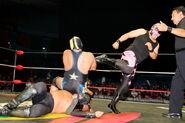CMLL Martes Arena Mexico (April 2, 2019) 3