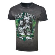 D-Generation X Break it Down Mineral Wash T-Shirt