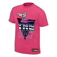Dolph Ziggler All The Way Youth Authentic T-Shirt