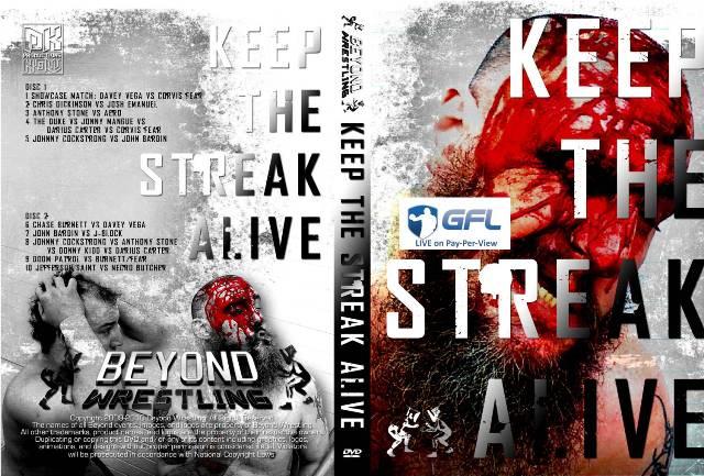 Beyond Wrestling Keep The Streak Alive