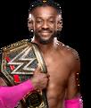 Kofi Kingston WWE Champion