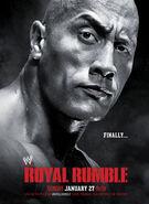 Royal Rumble 2013 Poster